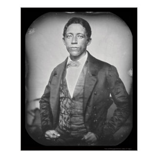 Urias A. McGill Daguerreotype 1854 Poster