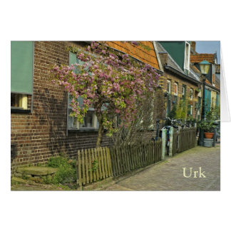 Urk Greeting Card
