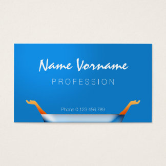 urlaub baden business card