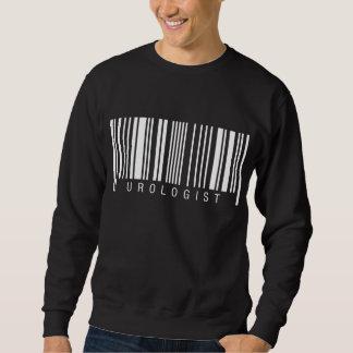 Urologist Barcode Sweatshirt