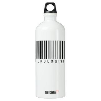 Urologist Barcode Water Bottle