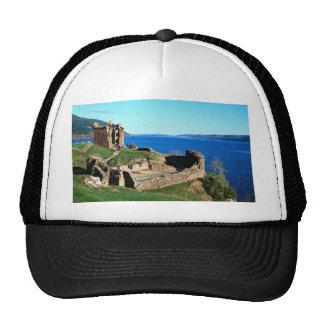 Urquhart Castle, Loch Ness, Scotland Mesh Hat