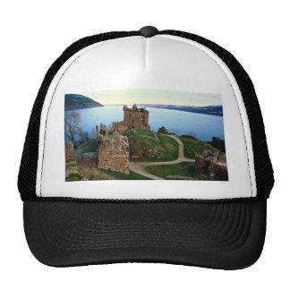 Urquhart Castle, Loch Ness, Scotland Mesh Hats