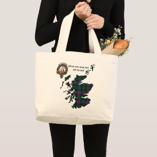 Urquhart Clan Badge Jumbo Tote