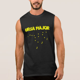 Ursa Major Costellation Sleeveless Shirt