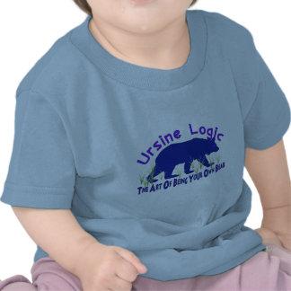 Ursine Logic Swag Logo Tees