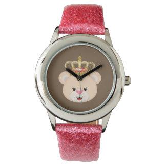 Ursinha princess watch