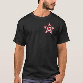 ursus arctos stars white heart T-Shirt
