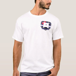 Ursus logo arctos flag to leather heart T-Shirt