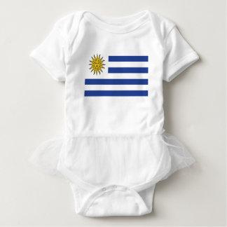 Uruguay Baby Bodysuit