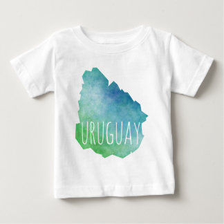 Uruguay Baby T-Shirt