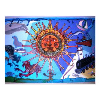 Uruguay Conrad Wall Postcard