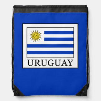 Uruguay Drawstring Bag