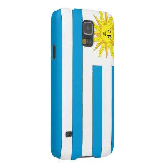Uruguay Flag Galaxy S5 Cases