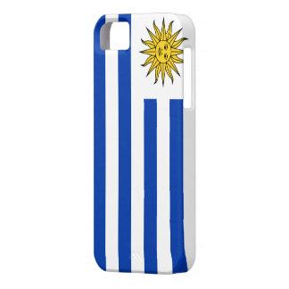 Uruguay Flag iPhone 5 Cases