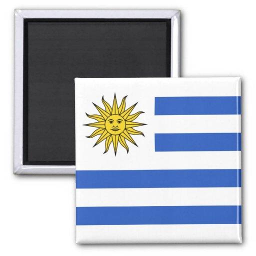 Uruguay Flag Magnet