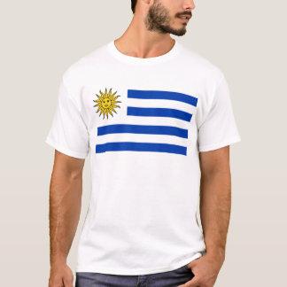 Uruguay flag T-Shirt