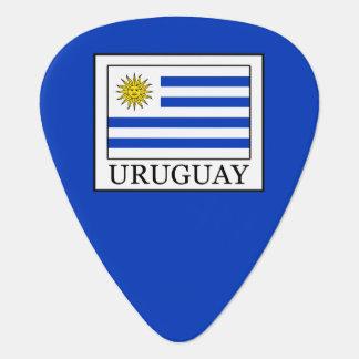 Uruguay Guitar Pick