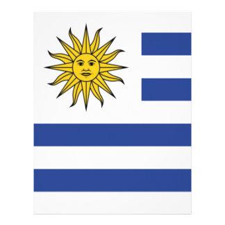 Uruguay Letterhead