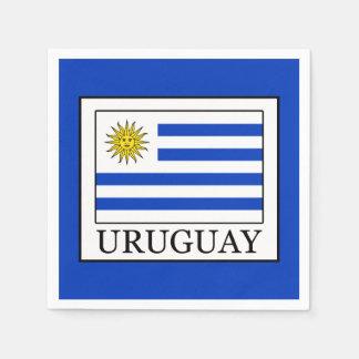 Uruguay Napkin
