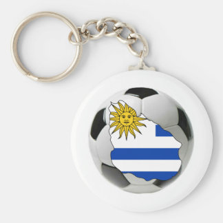 Uruguay national team keychain