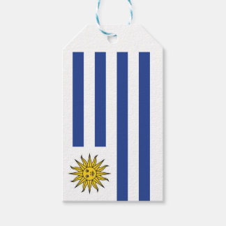 Uruguay Pack Of Gift Tags