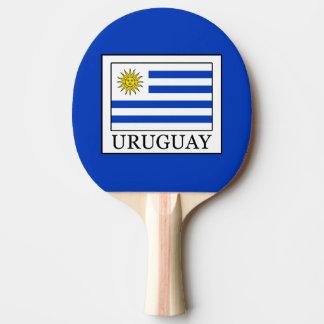 Uruguay Ping Pong Paddle