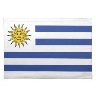 Uruguay Placemat