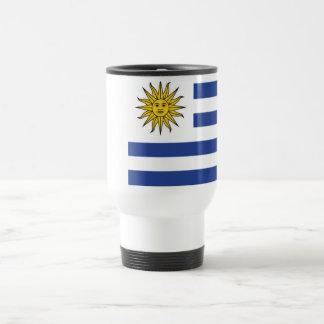 Uruguay Travel Mug