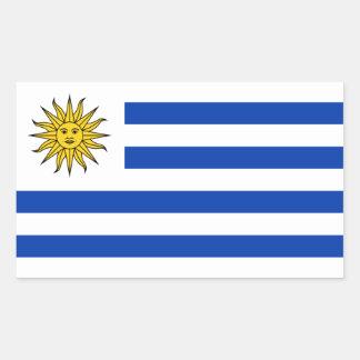 Uruguay/Uruguayan Flag Sticker
