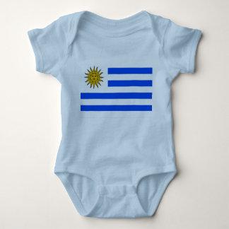 Uruguayan baby baby bodysuit