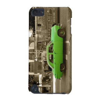 Uruguayan old green car iPod touch 5G case