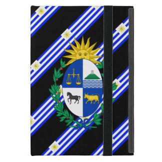 Uruguayan stripes flag iPad mini cover