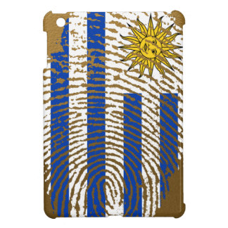 Uruguayan touch fingerprint flag iPad mini case