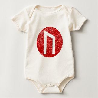 Uruz Rune Baby Bodysuit