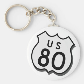 US 80 Key Fob