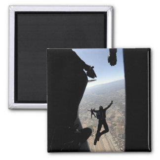 US Air Force Academy Parachute Team Magnet