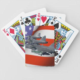US Airforce Poker Deck