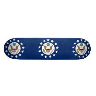 Us Ambassador, United States Custom Skate Board