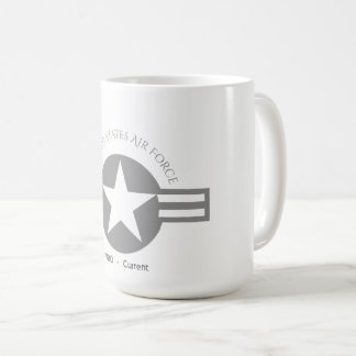 US Armed Forces Roundel 1980 Coffee Mug
