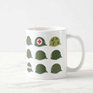 US Army Helmets M1 Coffee Mug