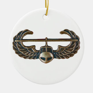 US Army Infantry - Airmobile Ceramic Ornament
