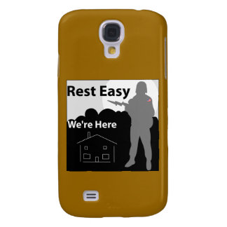 US Army - Rest Easy We're Here