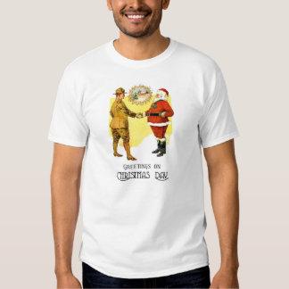 US Army WWI Christmas Greetings T-Shirt