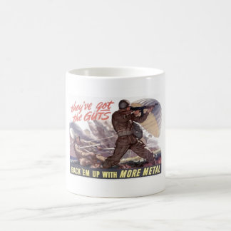 US Army WWII Poster Coffee Mug