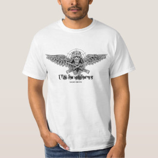 US bombers cool military t-shirt