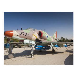 US-built A-4 Skyhawk fighter Postcard