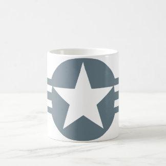 US Camo Roundel Mug