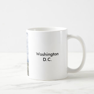 US Capital Under the Sun Coffee Mug