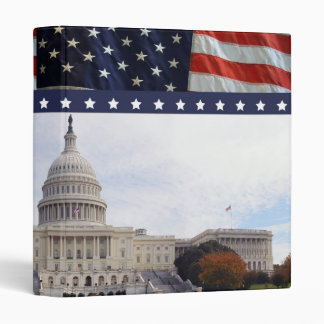 US Capitol Binder